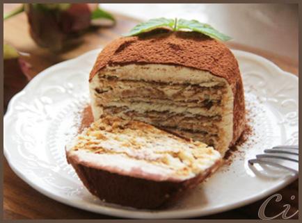 黒柳テツコケーキのコピー